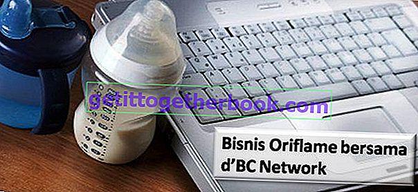 Oriflame Business + dBC Network ~ 모두를위한 온라인 MLM 비즈니스