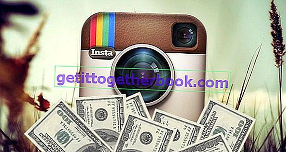 거의 자본없이 Instagram에서 돈을 버는 8 가지 방법
