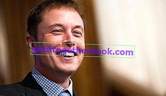 Elon Musk ~ No. 온라인 거래 서비스 Paypal의 창립자 세계에서 1