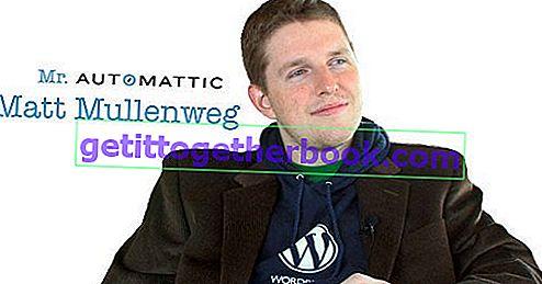 Matt Mullenweg ~ 가장 인기있는 블로그 플랫폼 인 WordPress Creator
