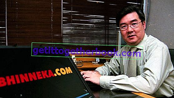 Hendrik Tio : 세계 최대 전자 상거래 웹 사이트 인 Bhinneka.com의 설립자