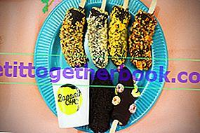 Banana Chic ~ Perniagaan Kuliner Pisang Beku yang Berjaya Menghasilkan Inovasi