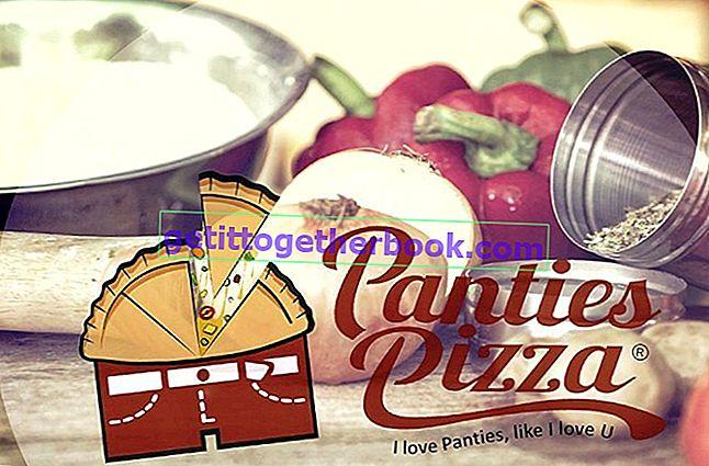 Seluar dalam Pizza: Francais Perniagaan Kuliner Nikmat Pizza Lipat